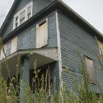 zombie house