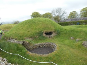 Tombs at Knowth