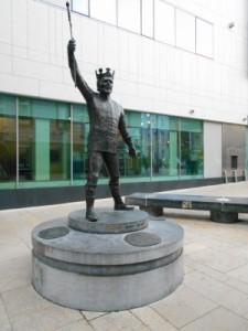 The Richard Harris Sculpture