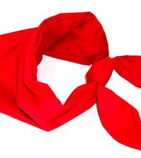 Cooling-Calming Bandana Red