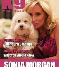 K9 Magazine Issue 56 - Sonja Morgan