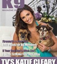 K9 Magazine Issue 60 - Katie Cleary