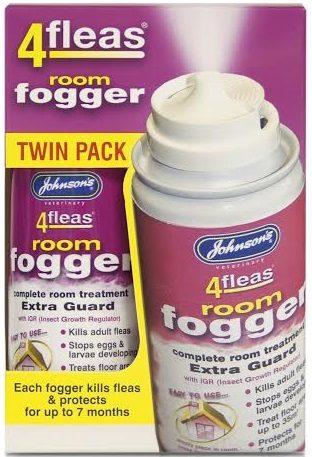 4fleas room fogger