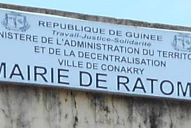 Exclusif: Un membre de la délégation spéciale de Ratoma promet la répression des manifestations de  l'opposition