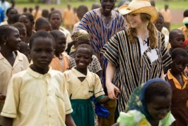 Santé/Dabola: La présidente de la Fédération Dekadi salue les efforts de Child Fund-Guinée l'USAID