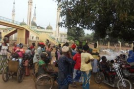 Labé : des mendiants pullulent les rues
