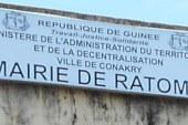 Manifestation de l'opposition: La mairie de Ratoma totalement paralysée