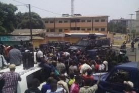 Altercation entre gendarmes et policiers : la réforme des forces de défense et de sécurité mise à mal