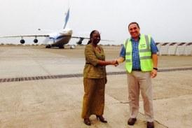 Les Etats Unis offrent un laboratoire médical mobile de pointe à la Guinée pour vaincre Ebola