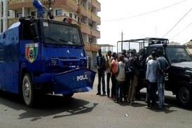 Conakry : les leaders de l'opposition, encerclés par la police, annoncent une déclaration imminente