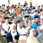 Seribu CJH Ikuti Manasik Haji