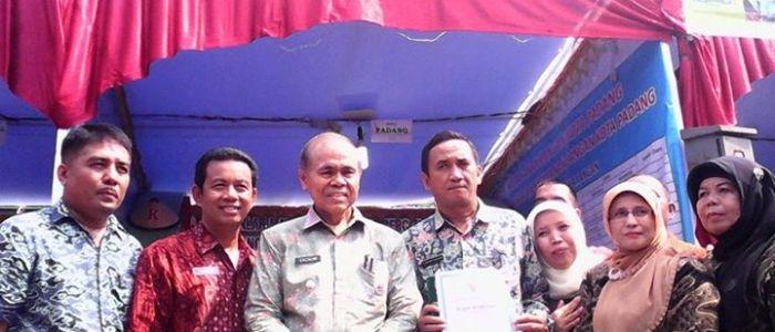 Pemko Padang Yakin Raih WTN 2016