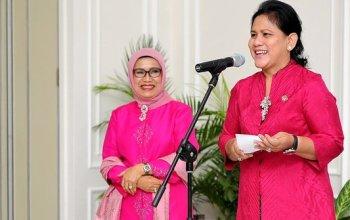 Permalink ke Hari Ini, Ibu Negara Kunjungan ke Sumbar