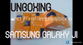 Samsung Galaxy Unboxing