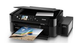 Epson high-capacity ink tank printers