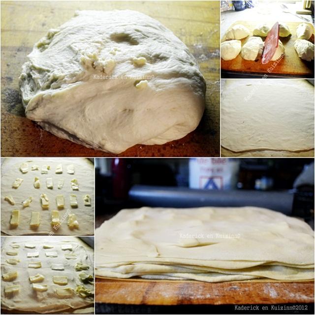 croissants maison facile 224 faire technique de cuisine