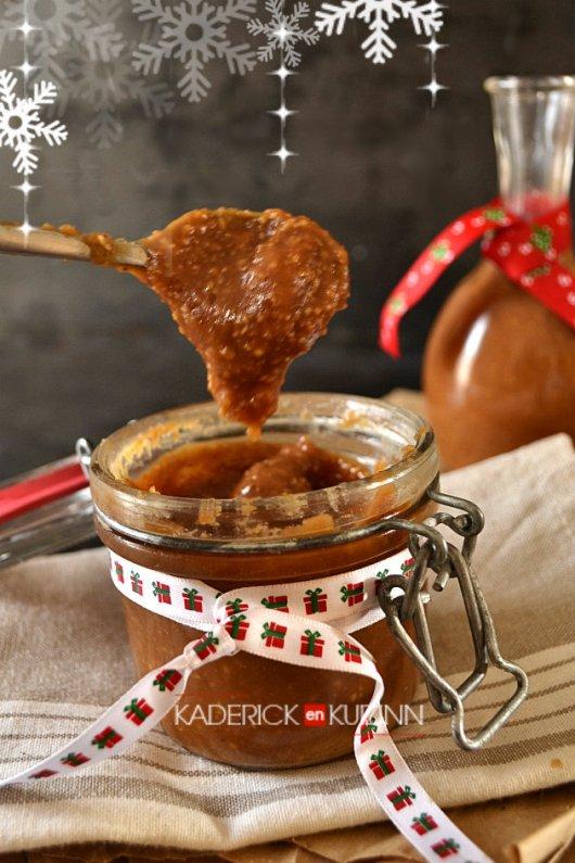 Dégustation pâte à tartiner au caramel noisettes au beurre salé - cadeaux gourmands