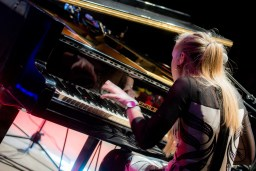 Kadri Voorand Duo at Tallinn Music Week, photo: Rene Jakobson
