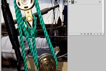 Tryb mieszania warstw Photoshopie - Hard Light (Ostre Światło)