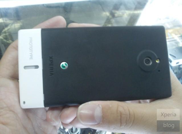 Sony Ericsson MT27i
