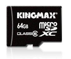 Kingmax 64GB microSD