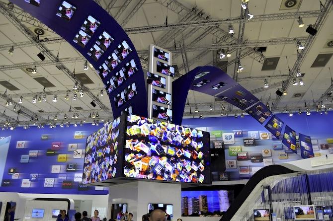 Samsung Electronics IFA 2011