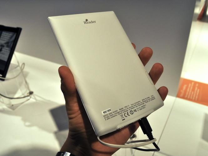 Sony WiFi Reader