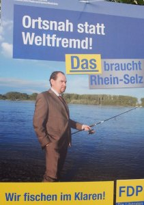 fdp 211x300 The Local Liberal Democrats Illustrate Some German Idioms for Us