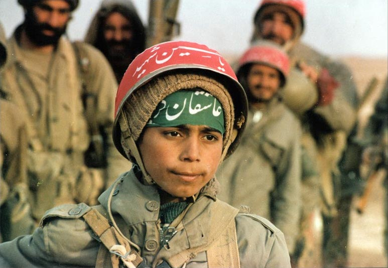 Children In iraq-iran war4 by Unknown, sajed.joomgalleryimgoriginalsRazmandeganLicensed under GFDL via Wikimedia Commons