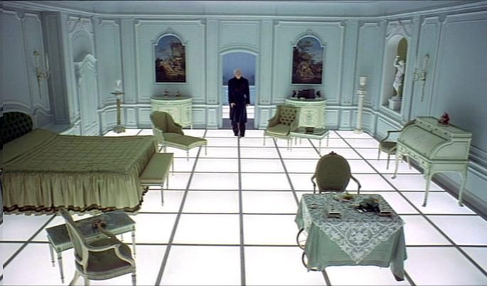 2001SpaceOdyssey, la stanza oltre le colonne di giove