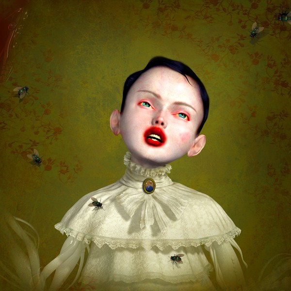 Ray Caesar, Fly Trap, 2005 det