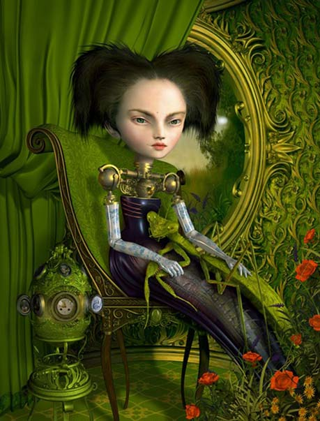 Ray Caesar Mother Mantis