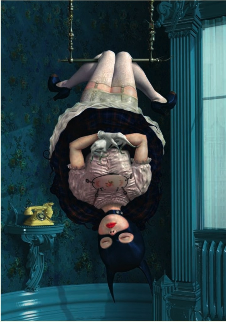 Ray Caesar, sleeping by day