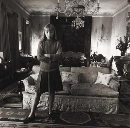 Penelope Tree by Diane Arbus