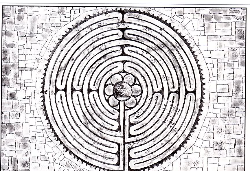 labirinto unicursale