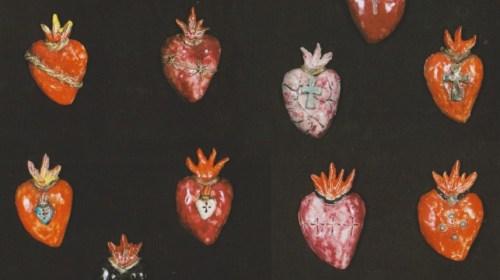 Lino Borghi, Sacri Cuori, ceramica