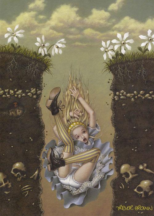 Trevor Brown , Alice in Wonderland
