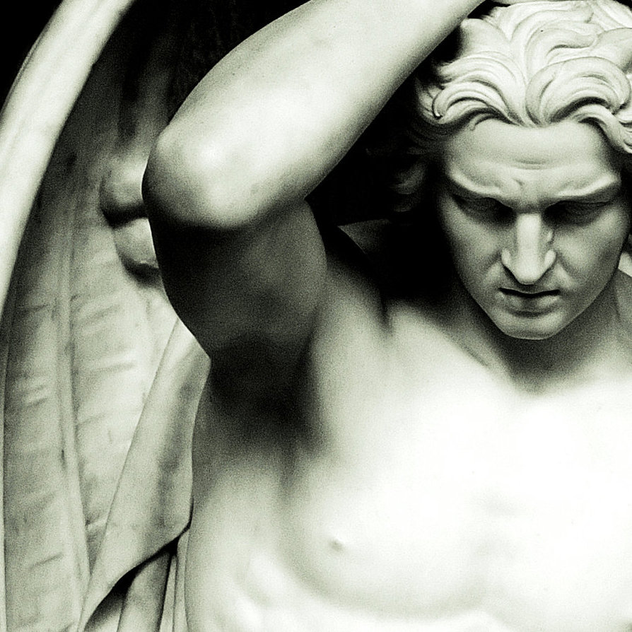 The Lucifer of Liège, Guillaume Geefs