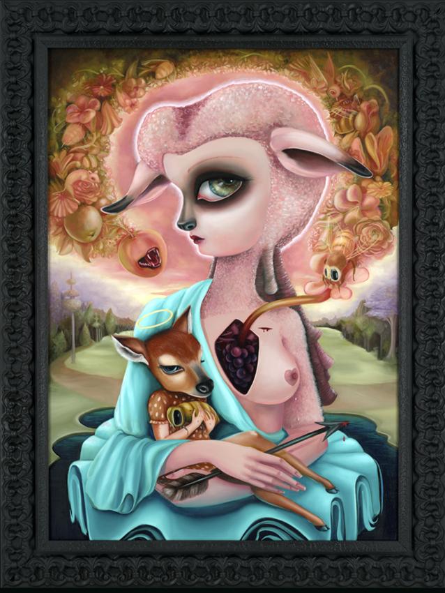 Jennybird Alcantara, marys_little_lamb1