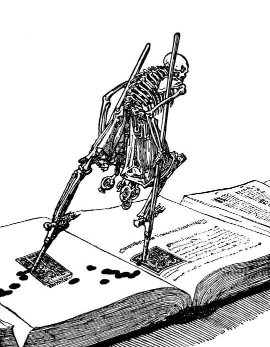 Joseph Sattler, The Dance of Death, 1912