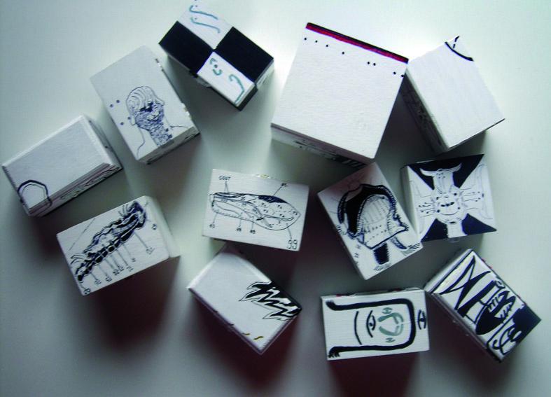 pradelli, scatole
