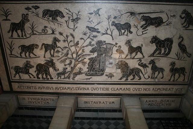 Aventino Santa Prisca Orfeo 161