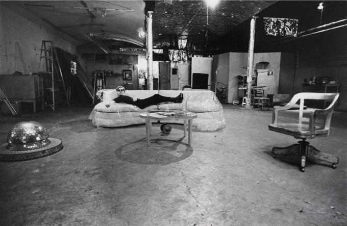 Warhol's Factory 1965-1967 USA. Stephen Shore.