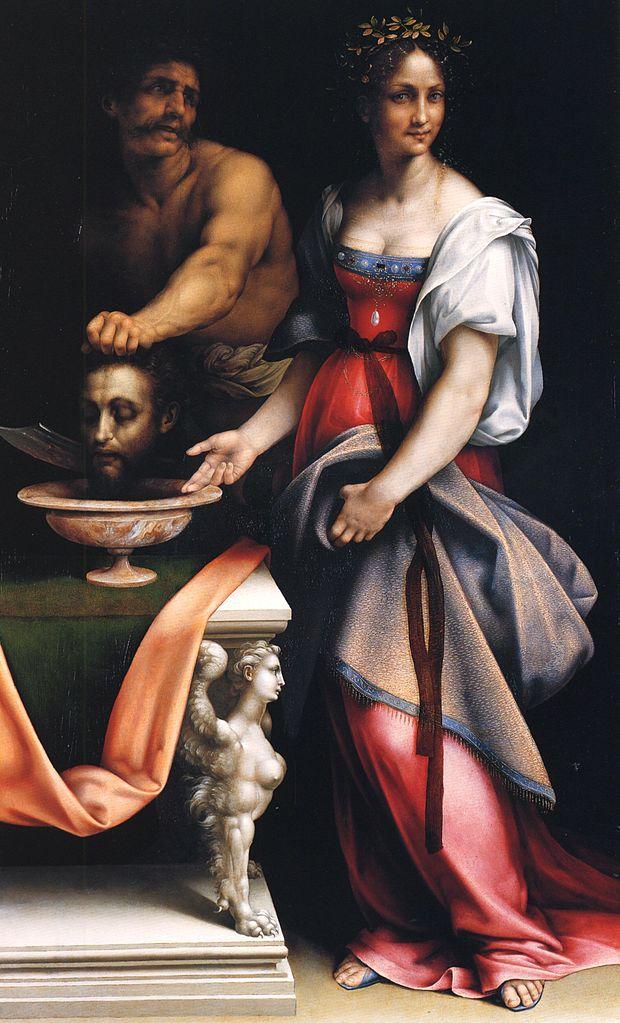 Cesare da Sesto, Salome