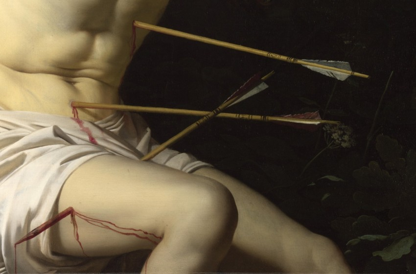 Gerrit van Honthorst, San Sebastiano, 1626