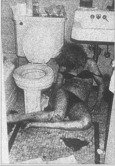 nancy spungen's death scene