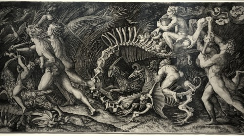 The_Witches_Rout_(Lo_Stregozzo),_by_Marcantonio_Raimondi_and_Agostino_Veneziano,_engraving_-_National_Museum_of_Western_Art,_Tokyo_-_DSC08256