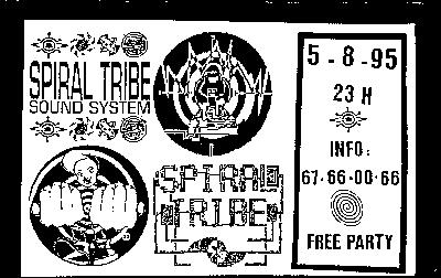 gli spiral tribe