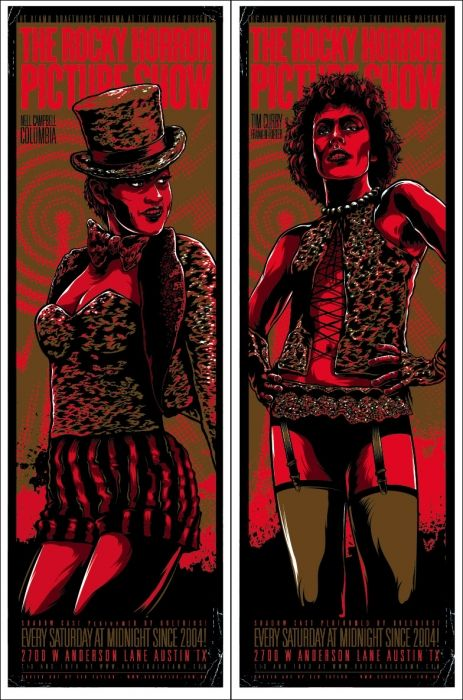 The Rocky Horror Picture Show , Mondo, The Archive , Ken Taylor - Rocky Horror Picture Show, 2009