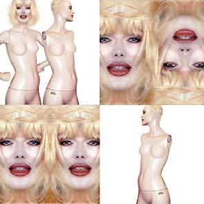 copertina ed artwork di clonazioni, tutti pazzi per rettore